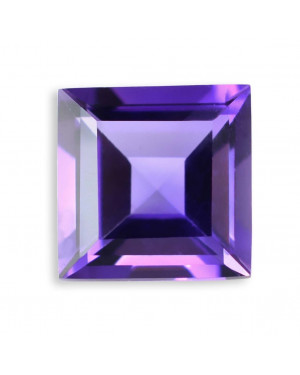 1.5mm SQUARE AMETHYST AAA
