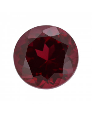1mm ROUND CREATED RUBY