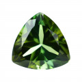 4mm TRILLION GREEN TOURMALINE AAA