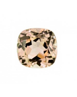 6mm ANTIQUE CREATED CHAMPAGNE SAPPHIRE