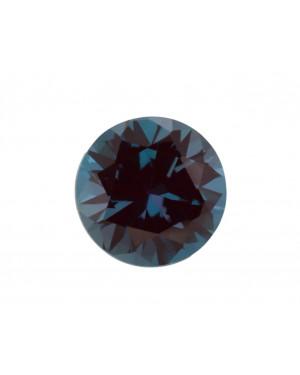 1.0mm ROUND CREATED ALEXANDRITE