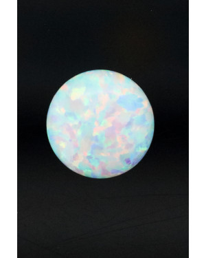 1.5mm ROUND CREATED OPAL