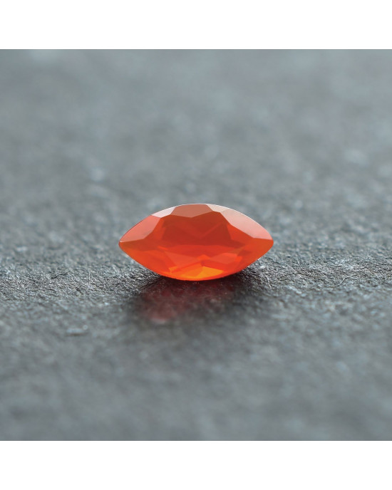 6X3mm MARQUISE MEXICAN FIRE OPALS AAA