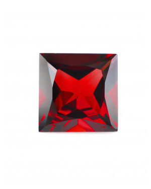 1.5mm SQUARE RUBY AAA