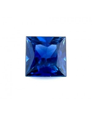 1.5mm SQUARE SAPPHIRE AAA