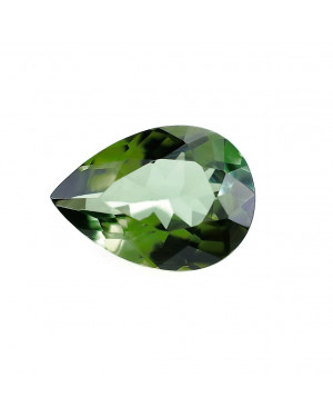 5X3mm PEAR GREEN TOURMALINE AAA